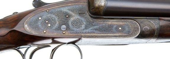 JAMES PURDEY & SONS BEST PRE-WAR SIDE-BY-SIDE PIGEON GUN 12 GAUGE