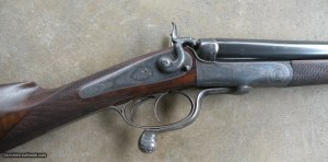 "James Purdey & Sons 450 3 1/4"" BPE SxS Double Rifle"