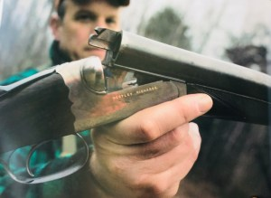Me & a Westley Richards I owned, from PROJECT UPLAND – THE BIRD HUNTING ANTHOLOGY – VOLUME NO. 1