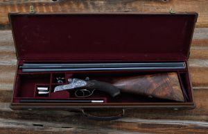 Heym - 4A - 20 ga - SxS - Boxlock shotgun