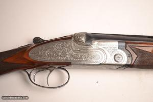 Beretta - SO 3, 12ga., Sidelock, OU Shotgun