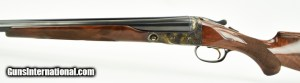 Parker/ Winchester Reproduction DHE 12 Gauge SxS