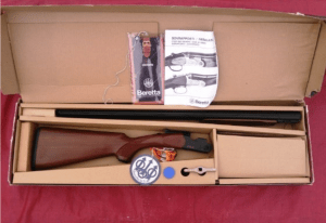 "Auction alert: Vintage 20g Beretta 686 Onyx, 28"" bbls, new in box"