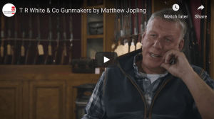 T R White & Co Gunmakers, a film by by Matthew Jopling