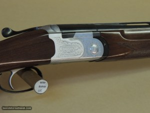BERETTA S686 SPECIAL 28 GAUGE OVER UNDER SHOTGUN