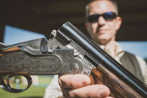 At the range with Beretta's new SL3 OU