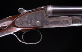 Boss & Co. 20 bore SLE ~ Simply outstanding! This is a chance to own the very best of the best real estate in the double gun world! Super investment