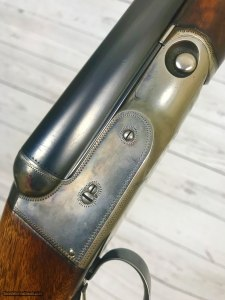 Magnificent Remington Parker VHE 16ga 1 frame with Condition