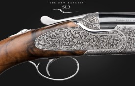New Beretta SL3 OU shotgun