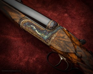"Westley Richards .577 3"" NE Droplock SXS Double Rifle New Production"