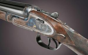 AYA IMPERIAL Sidelock SxS shotgun