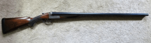 John Dickson & Sons of Edinburgh Scottish 12 gauge SxS Shotgun