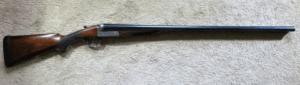 John Dickson & Sons of Edinburgh Scottish 12 gauge SxS Shotgun
