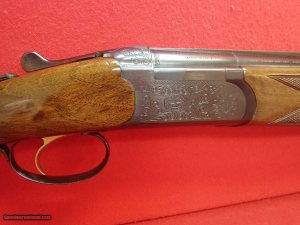 "Beretta BL-3 20ga 26.5"" VR Barrel 3"" Shell O/U Shotgun 1968-76mfg"