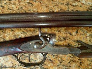 Army Navy 12g Hammer gun