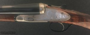 Unique Boss & Co Round Body SxS Shotgun