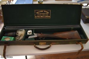 "William Evans 12 gauge boxlock (30"", ""Pall Mall"")"