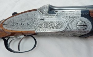 1961 Beretta SO3 English Stock Double Trigger