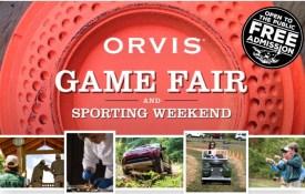 Orvis Game Fair