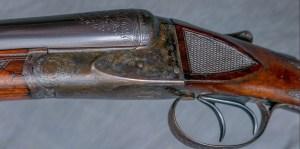 "1926 AH FOX CE 20 Gauge, 28"" Chromox Fluid Compressed Steel bbls., 100% Original:"
