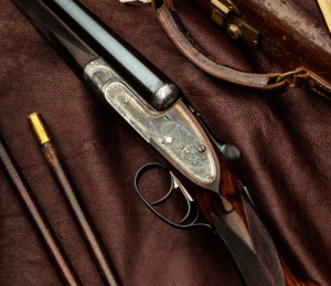 W.J. Jeffery 12g Sidelock Ejector