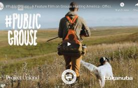 #PublicGrouse – A One-Hour Feature Film on Grouse Hunting in America