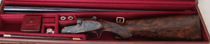 Hartmann & Weiss 16 Bore O/U on the Boss System