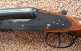 Auction alert: 16g Arrieta/Orvis sidelock ejector
