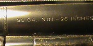 BERETTA BL-4 20 Gauge OVER/UNDER