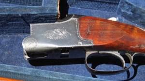 Browning Superposed 20ga in Tolex Case