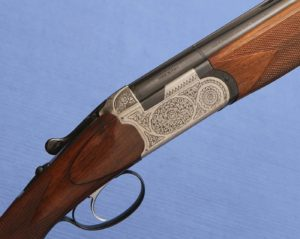 """BERETTA - RARE - BL-5 - - 28ga 28"""" M / F -- OU - - Hand Engraved"""