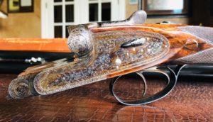 "Holland & Holland - Royal ""Pigeon"" Gun - 12ga - 30"" - 3"" - Full/Half (.019/.038) - 15"" x 1 1/2"" x 2 1/2"" - 7.7 lbs - March 17, 1958"