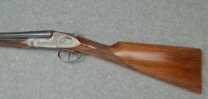 AYA sidelock SxS shotgun, No. 1 20ga