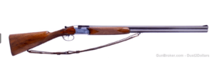 "European Beretta Model S55 Over Under 20 Ga Shotgun 28"" F/M Mfd 1962"