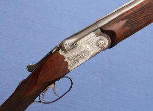 """1950 - Beretta - ASEL - - OU -- 20ga, 2-3/4"""", 26"""" M / IM (.013 / .022)"""