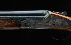 Holloway & Naughton 12g Sidelock Boss-style Over/Under Sidelock Ejector