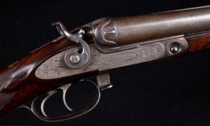 "Beautiful, rare, and all original Parker $225 Grade 12ga Hammer Gun with 32"" original barrels and excellent provenance"