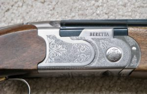 Beretta Silver Pigeon 1 OU Shotgun, 28GA, 28IN, Mobile Chokes, SST, AE