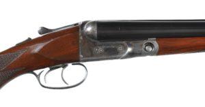 Parker VHE 12ga SxS Shotgun