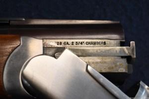 Ruger Red Label over/under 28 gauge shotgun