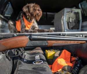 CZ Bobwhite SxS Shotgun