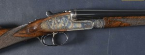 Lot 3092, an Arrieta La Paloma Sidelock 28 Gauge Shotgun with Case