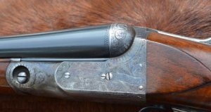 Beautiful Parker DHE 16ga Game Gun - All original and in excellent condition