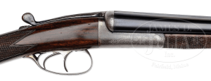 "MACNAUGHTON ""THE EDINBURGH"" 28 BORE ROUND ACTION LIGHT GAME GUN. SN 1620. FROM JAMES JULIA'S FALL 2013 SALE"
