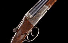 "AH FOX XE grade 12ga 28"" #4 barrels, Mfg 1925:"