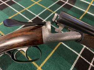 28g James MacNaughton 'Edinburgh' shotgun, now for sale on the John Dickson site