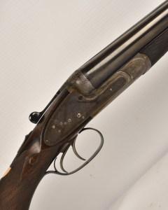 W.C Scott 10 bore shotgun for sale at Giles Marriott in the UK