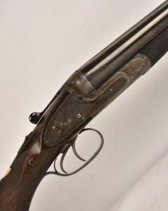 W.C Scott 10 bore shotgun for sale at Giles Marriott in the UK