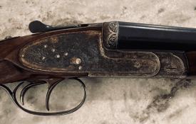 AYA 16g No. 2 Sidelock SxS Shotgun