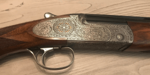 "Caesar Guerini Apex Sporting 20-gauge with 32"" barrels MINT"